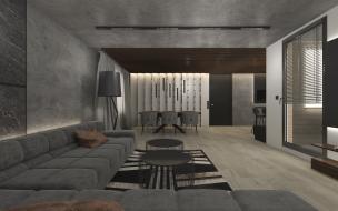 интериорен-дизайн-Варна-сив-ъглов-италиански-диван-светъл-под-таван-бетон.jpg