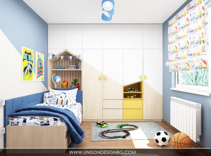 1-детска-стая-за-момче-дизайн-на-детска-стая-проектиране-детска-в-синьо-жълто-и-деървесно-гардероб-синя-стая-деца-interior-detska-staq.jpg